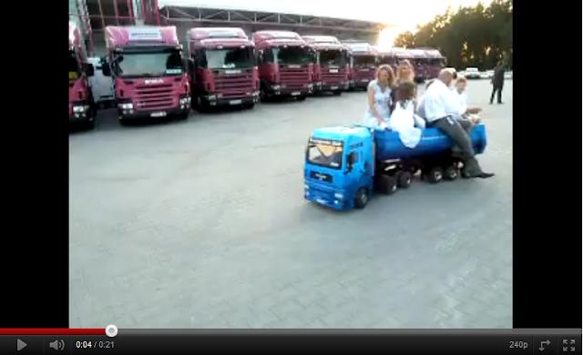 videos de camiones rc radio control man personas encima