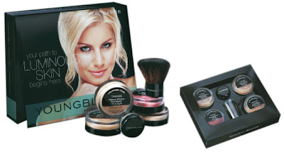 Yougblood Mineral Cosmetics Makeup Starter Kit