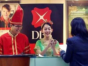 Lowongan Kerja Bank DBS Indonesia