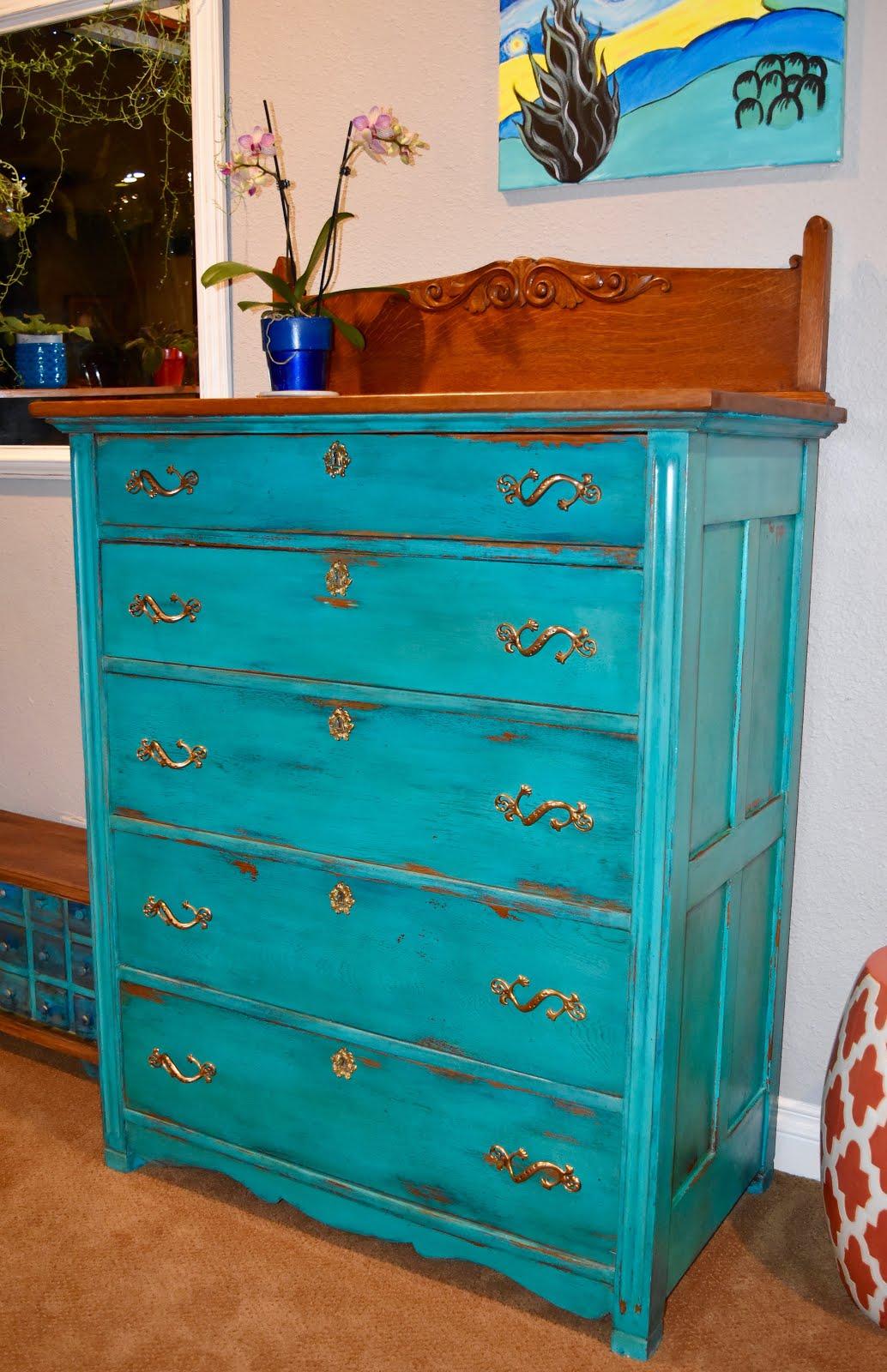 Makemeprettyagain Antique Tall Dresser In That Gorgeous