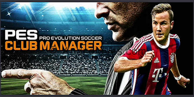 PES CLUB MANAGER 2015 v1.0.0 APK