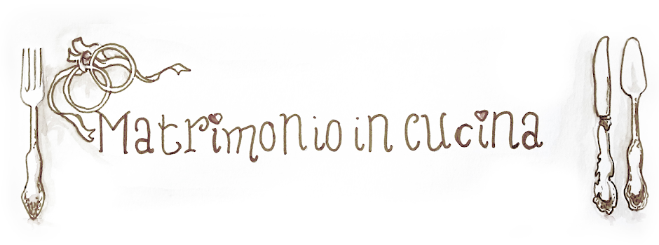 MATRIMONIO IN CUCINA