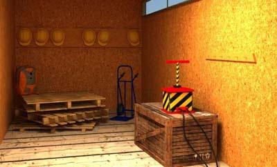 Building Site Escape