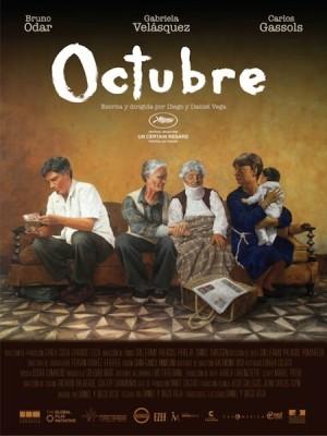 OCTUBRE (2010) Ver Online - Español latino
