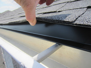 prevent animals from getting into attic drip edge proper roof edge Toronto