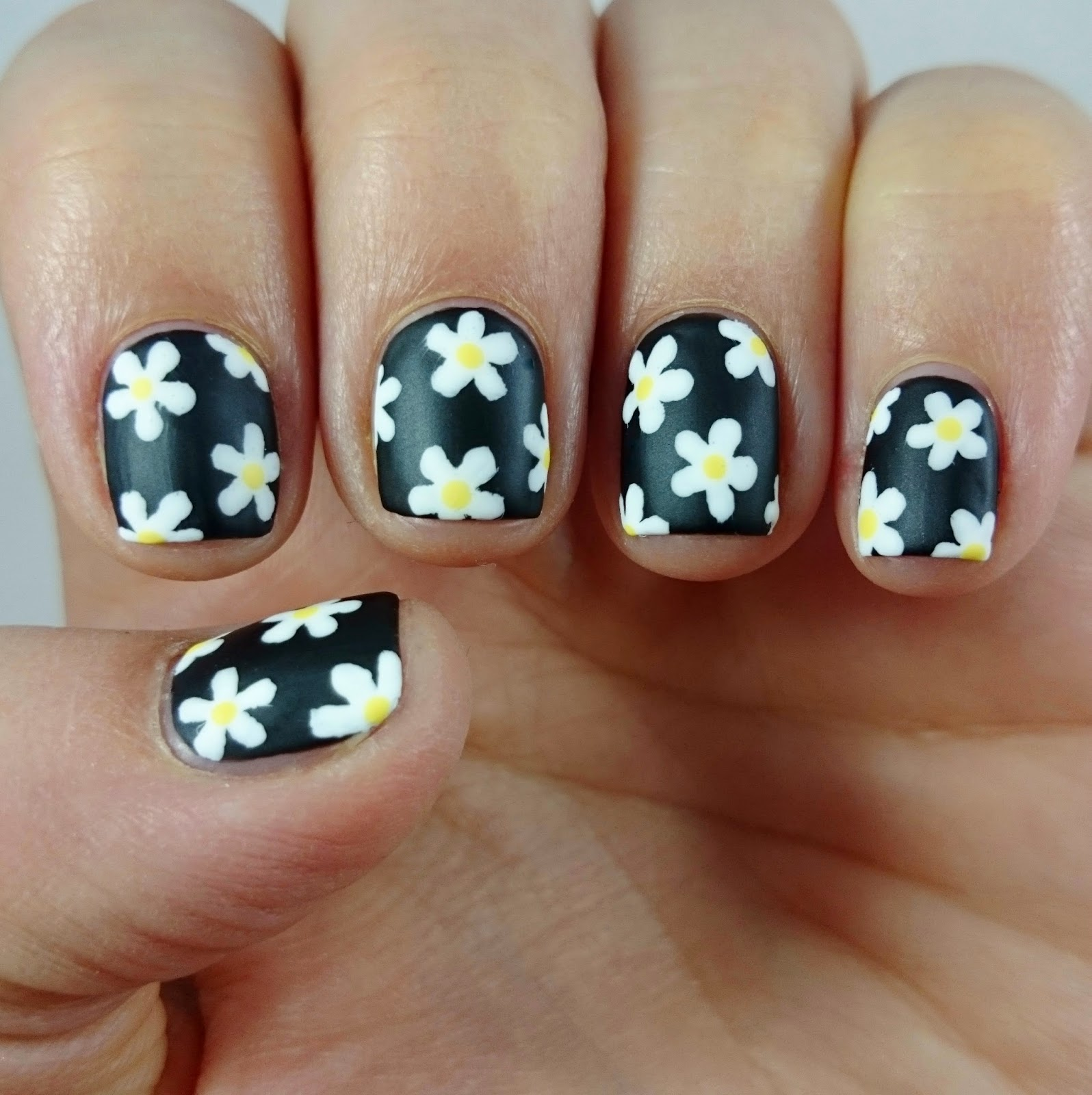 me of a Floaty Daisy Print