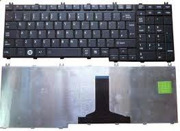 Keyboard Toshiba Satellite L505 L500 L550 L555 A500 A505 L350 L355 P300 P305 P500 P505