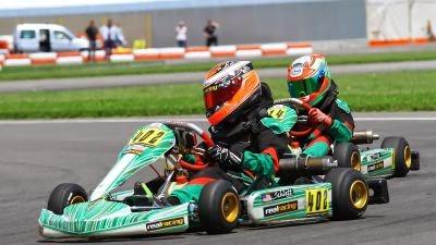 Etapa 1-a, Campionatul National de Karting Viteza pe Circuit - Targu Secuiesc