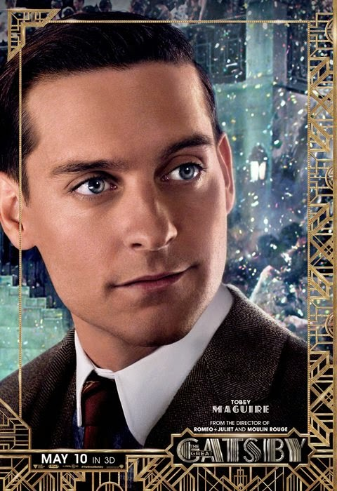 the great gatsby tobey maguire