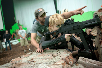 Jena Malone, Zack Snyder, Sucker Punch, Hunger Games
