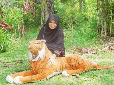 harimau kera
