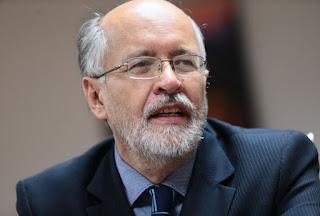 El embajador de Bolivia en Perú, Gustavo Rodríguez