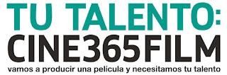 Tu talento: Cine365film