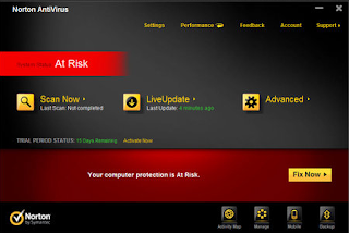 Antivirus : Download Norton Antivirus 2013 Final Full Crack