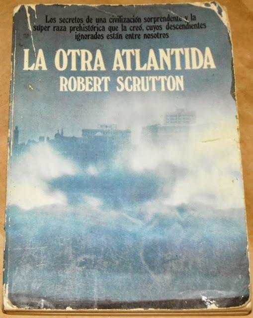 Portada de La Otra Atlantida de Robert Scrutton