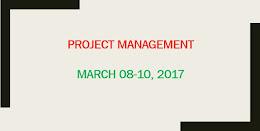 6. Project Management