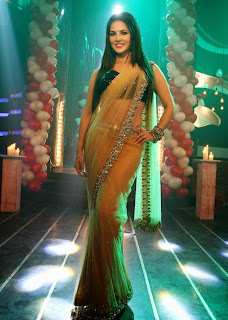 Sunny Leone Promotes Ragini MMS 2 on the sets of