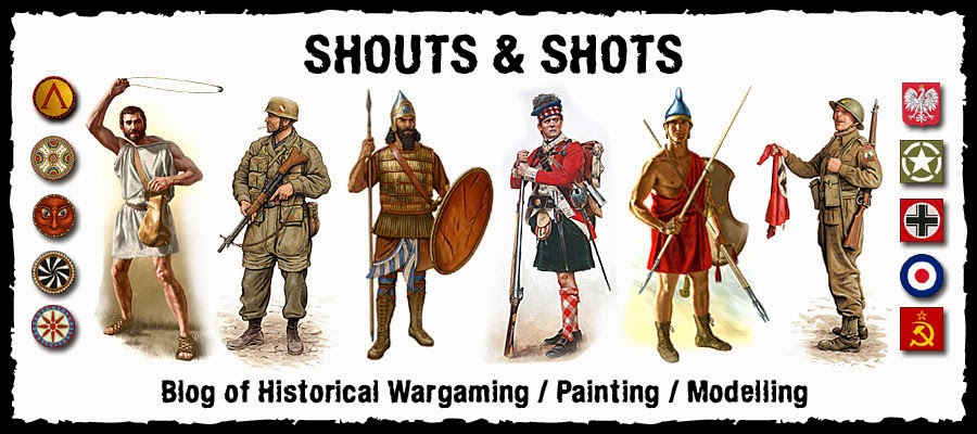 Shouts And Shots - Wargaming Blog