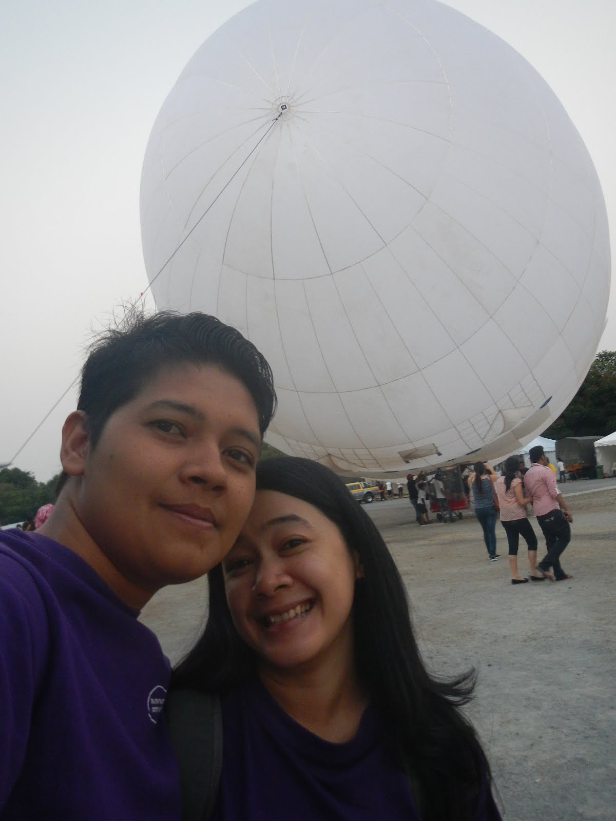 7th Putrajaya International Hot Air Balloon Fiesta 2015