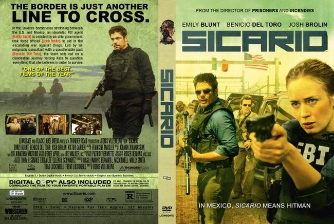 Sicario – Latino – Remasterizado