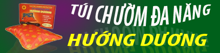 Phân phối túi chườm đa năng Hướng Dương | Túi chườm nóng | Túi chườm lạnh | giá rẻ nhất tại Hà Nội