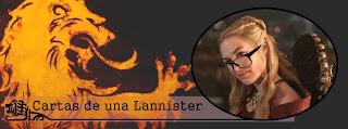 firma cartas de una lannister - Juego de Tronos en los siete reinos