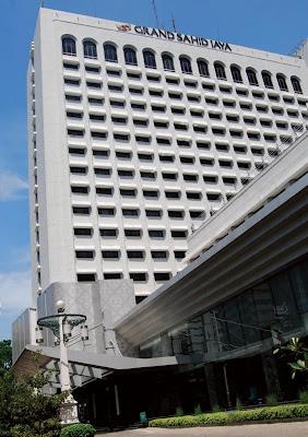 Sukamdani Sahid Gitosardjono, Hotel Sahid