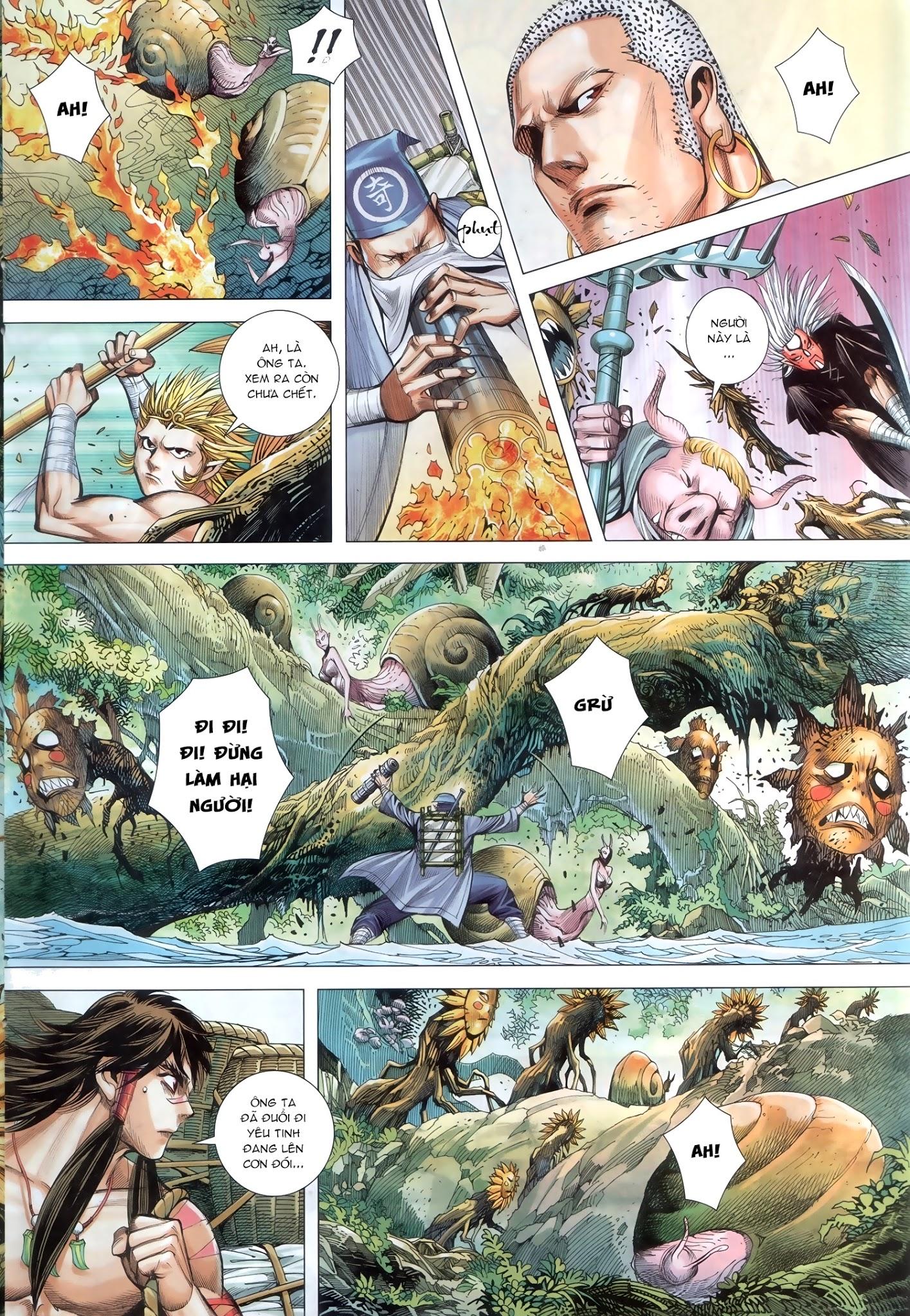 Tây Du Chap 125 - Trang 19