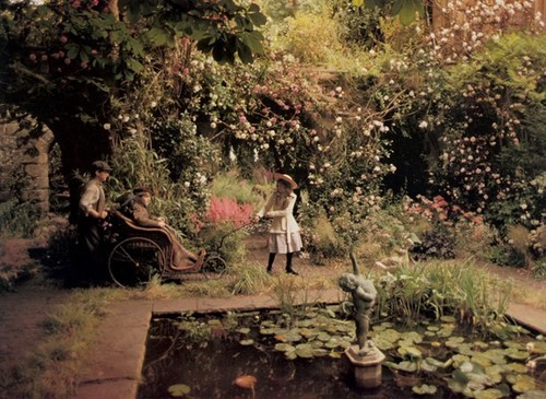 books and tea the secret garden 1993