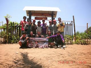 Crew Konservasi Penyu dan Flying Fox