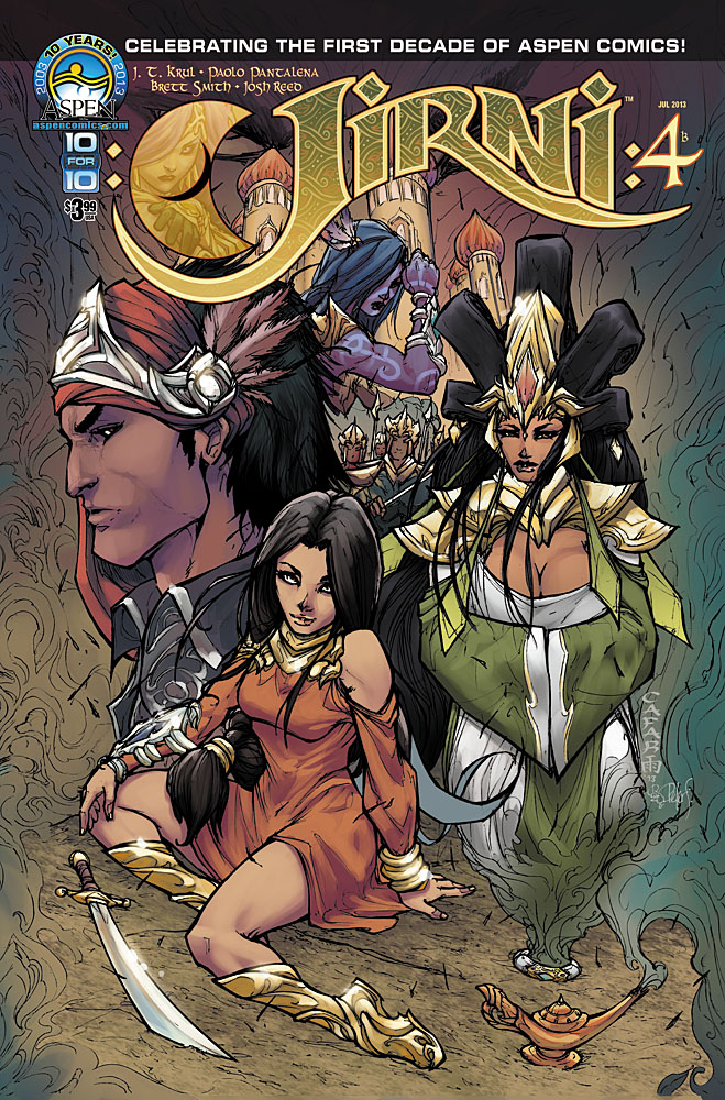 Preview: JIRNI #4