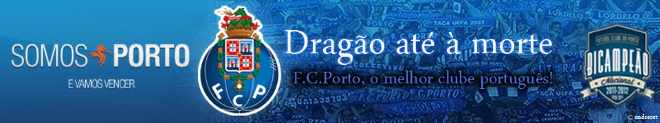 Drago at  morte. F.C.Porto, o melhor clube portugus