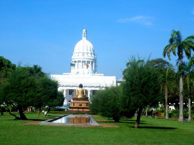 Viharamahadevi Park ,Victoria Park - Srilanka