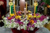 Η Κυριακή της Σταυροπροσκυνήσεως στον Ι.Ν. Αγίου Αντωνίου στα Κρύα Ιτεών  (φωτογραφίες)