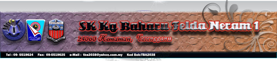 SK Kg Baharu Felda Neram 1