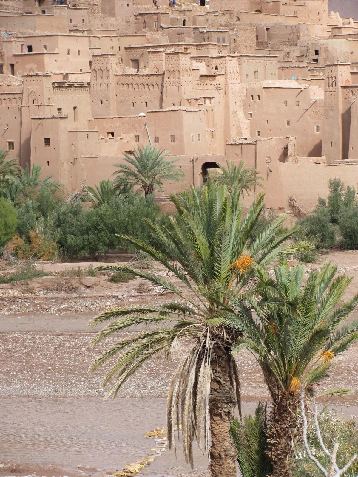 Ait-Ben-Haddou Kasbah Morocco