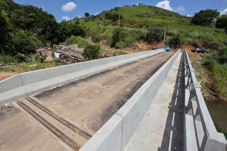 Ponte São Lourenço de Baixo - Sumidouro RJ