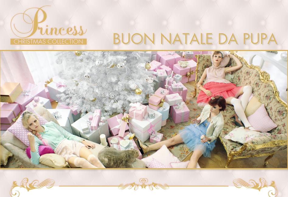 Canzone pubblicità PUPA Natale con gatto Dicembre 2013 - Come si
