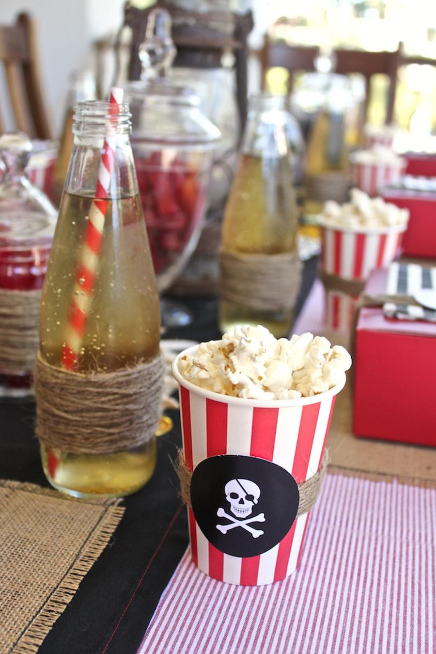 Karas Party Ideas Captain Hook Pirate Party!  Karas