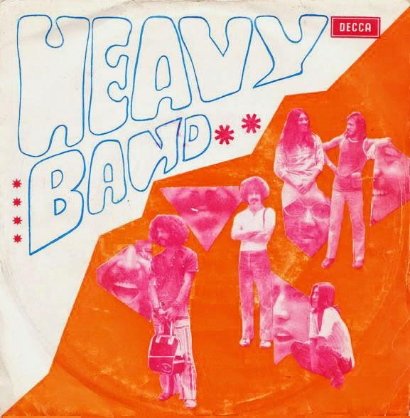 Heavy Band Beggarman single