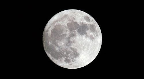 Qual a idade da lua
