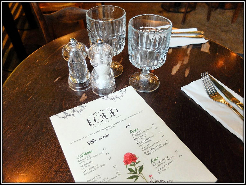 Rotisserie Paris resto Loup 44 rue du Louvre l'appetit sauvage