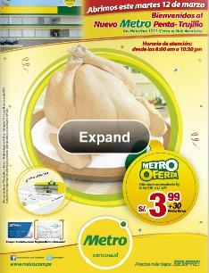 catalogo metro penta trujillo 3-2013