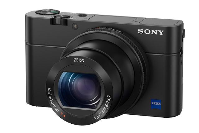 Fotografia della Sony RX100 IV