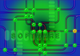 Immagine di un microchip