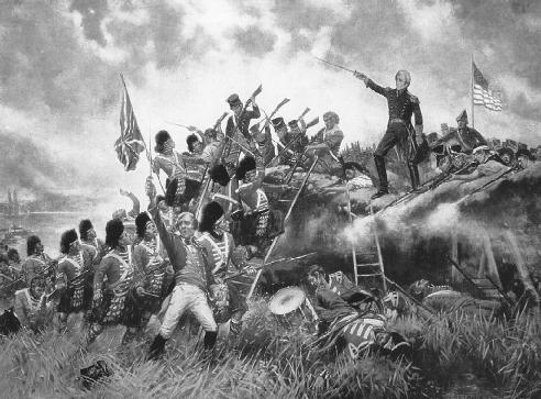 Mike's Wargame Blog: Battle of New Orleans OOB