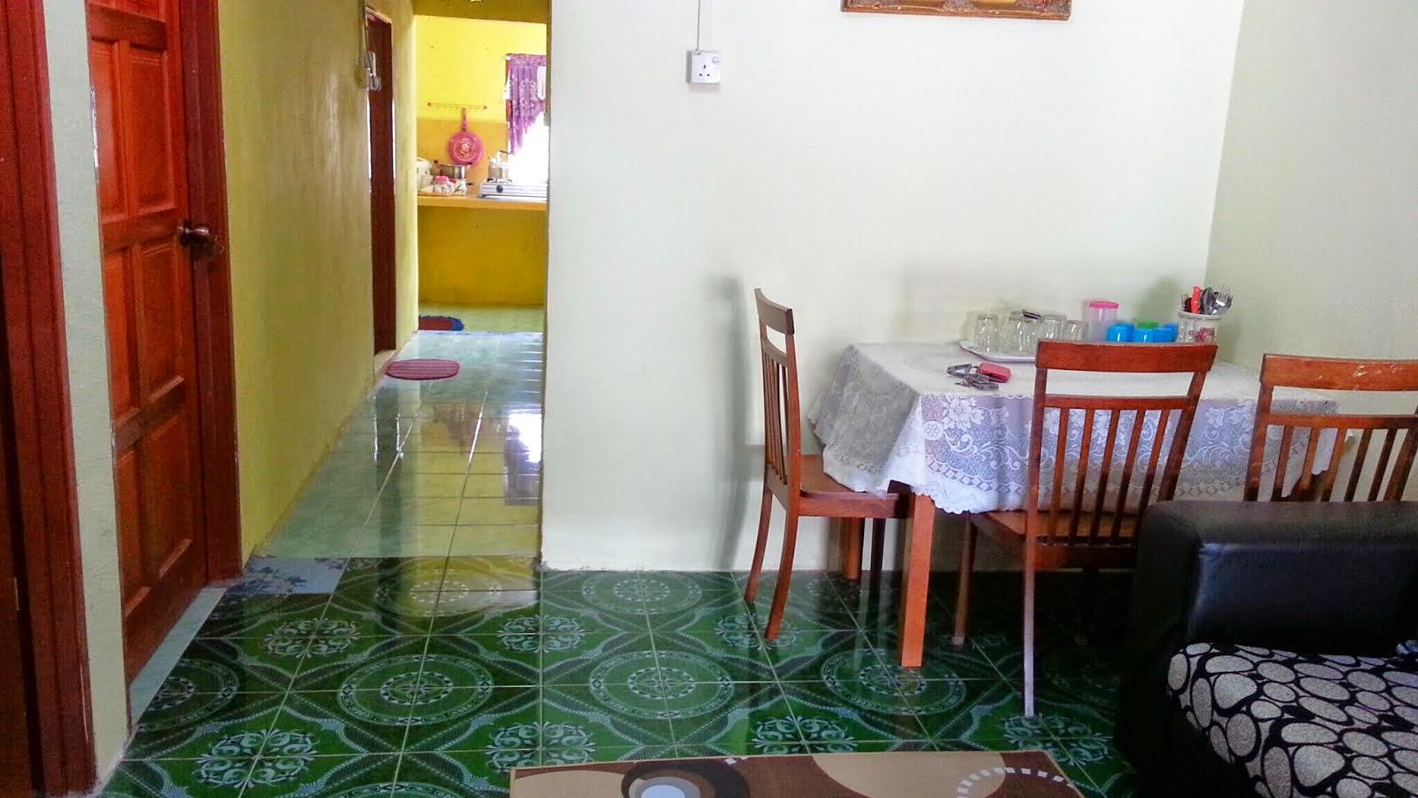 LORONG KE DAPUR