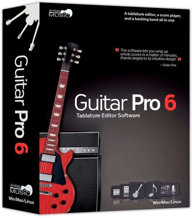 Guitar Pro 6.1.6 Image