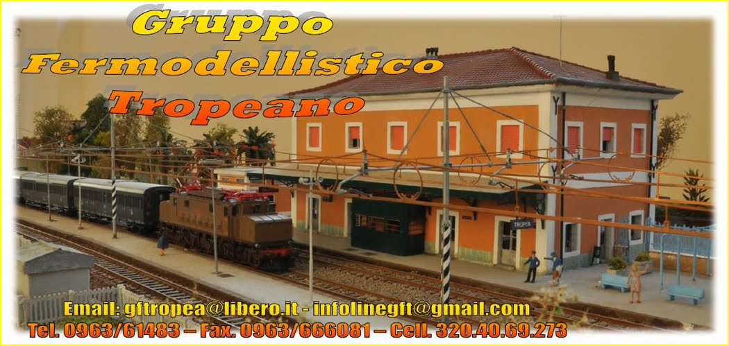 Gruppo Fermodellistico Tropeano  -   Clicca La Foto  -  Click on the Photo