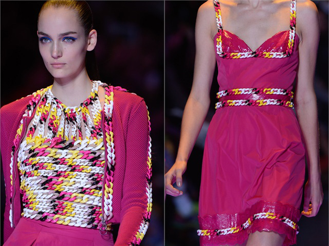 versus spring 2013, spring 2013 trends, milan fashion week, versus
